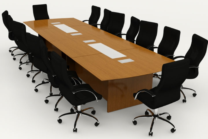Mesas de reuniones mobarte mobiliario de oficina for Mesa de reuniones