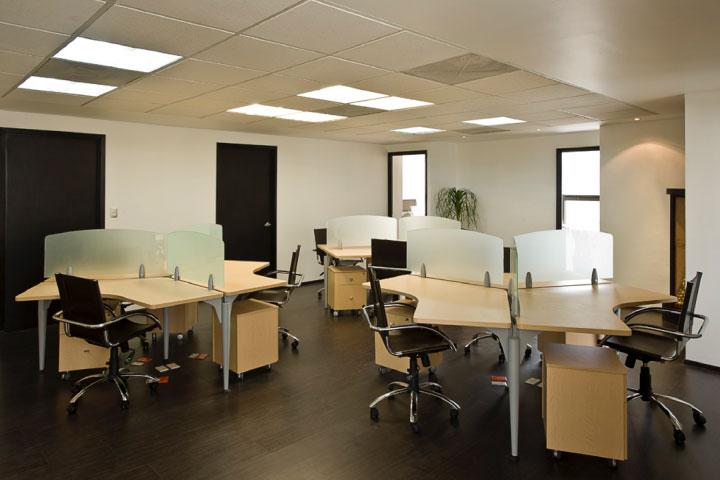 M dulos de trabajo mobarte mobiliario de oficina for Modulos de escritorio para oficina